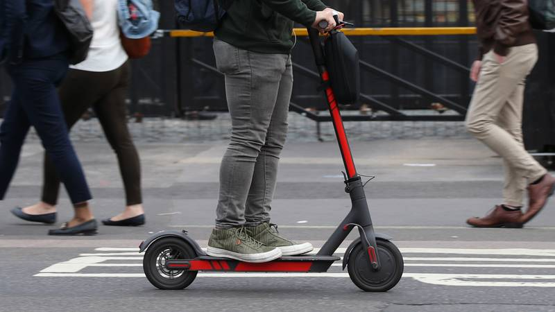 E-Scooter Rider Charged With Drink-Driving After Falling Off And Breaking Dog's Leg