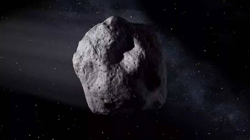 Huge 350m 'God Of Chaos' Asteroid To Be Visible As It Passes By Earth This Week