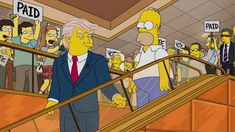The Simpsons Writers And Creators On How They Predict The Future