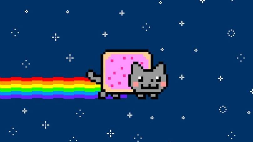 Remastered Digital Copy Of Iconic Nyan Cat Meme Sells For Nearly $600,000