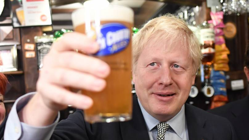 Boris Johnson Hints Price Of Pints Could Be Slashed When Pubs Reopen