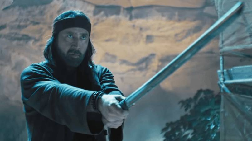People Are Seriously Weirded Out By Nicolas Cage's Latest Netflix Movie