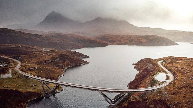 Scotland's Alternative To Route 66 Is The Perfect Way To Travel Close To Home This Summer